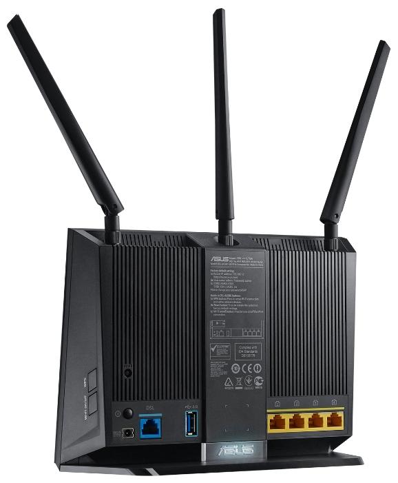 ������ WiFi ASUS DSL-AC68U (802.11a/b/g/n/ac)