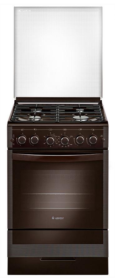 GEFEST Плита Газовая Гефест ПГ 5300-02 0047 коричневый