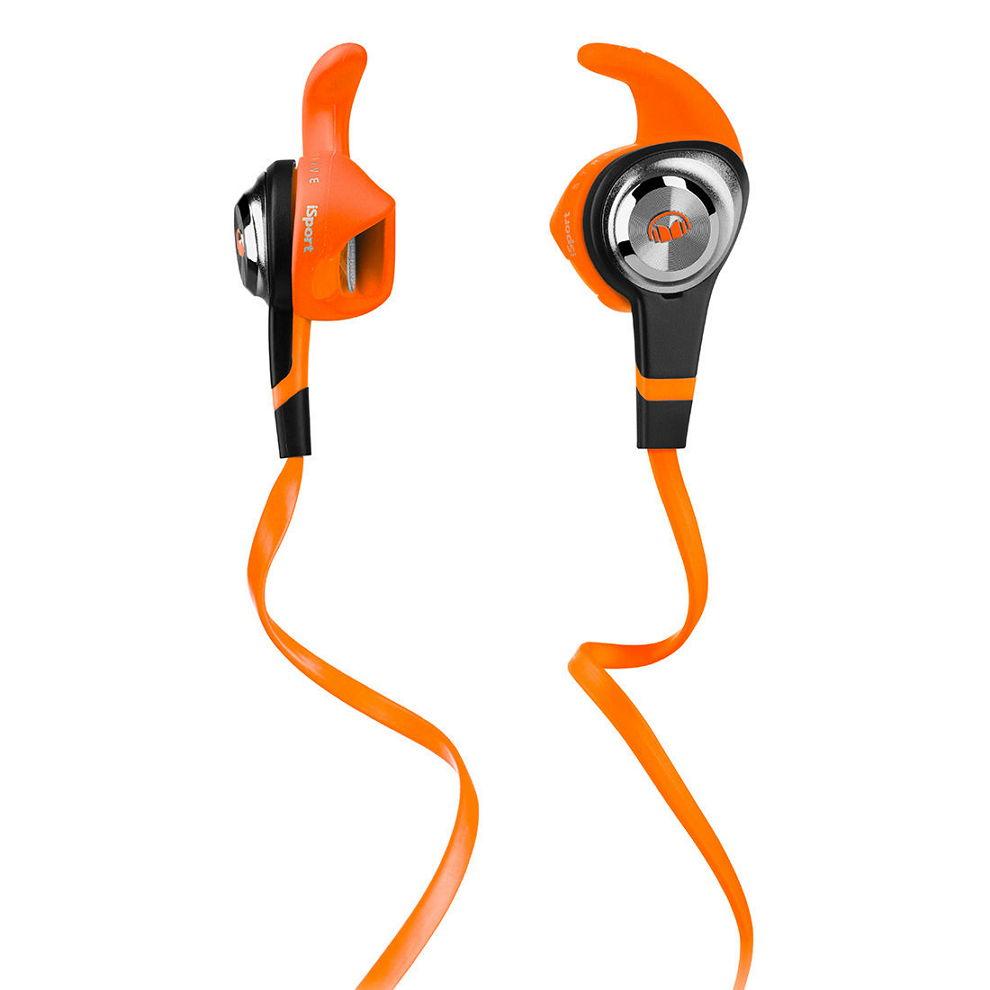 Monster iSport Strive UCT3, оранжевая