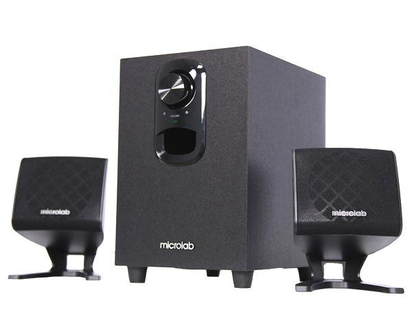 Компьютерная акустика Microlab M-108 (2.1) M108black