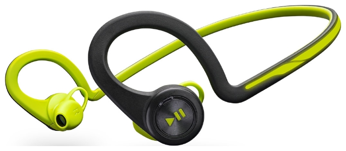 Plantronics BackBeat FIT, зелёная