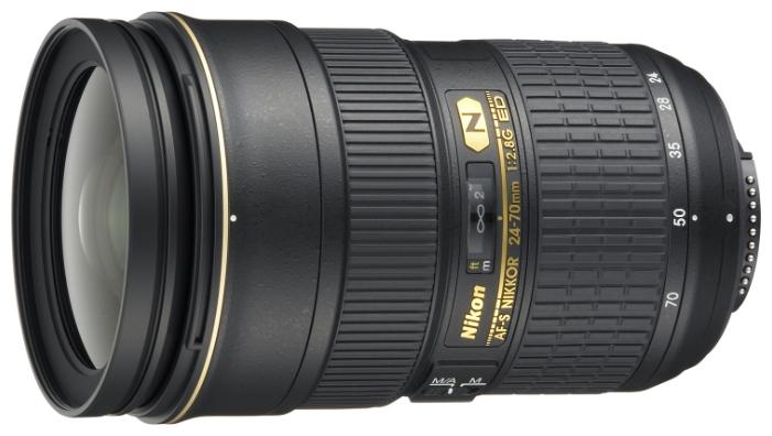�������� ��� ���� Nikon 24-70mm f/2.8G ED AF-S Nikkor JAA802DA
