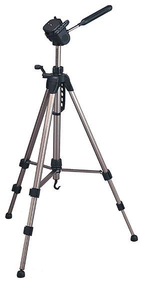 Штатив Rekam RT-M49G, серебристый 626548730263
