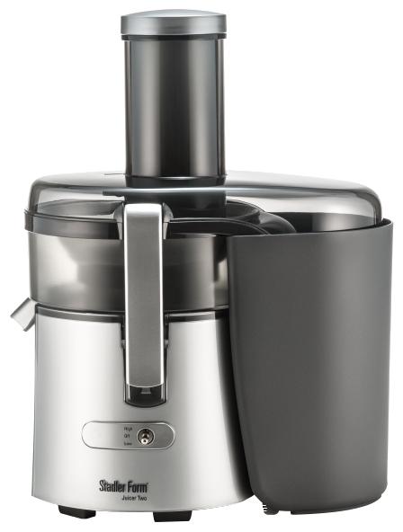 Соковыжималка Stadler-Form Juicer Two SFJ.1010, белая SFJ.1010 White