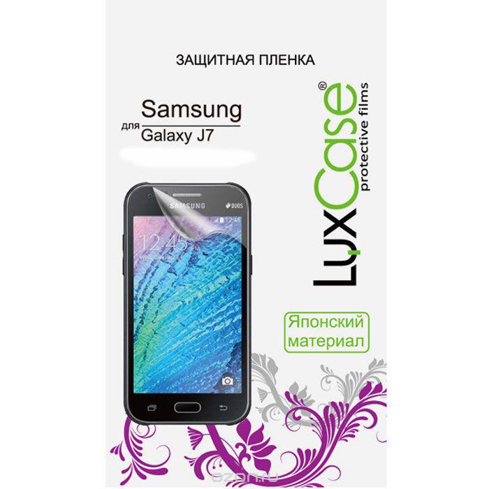 LuxCase для Samsung Galaxy J7 (2016) SM-J710 суперпрозрачная