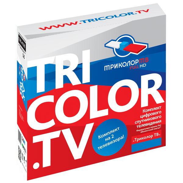 Trikolor-TV Full HD E501 / C591 ������ (2 ��������, �������, ����������), �������� ��� 2 �����������
