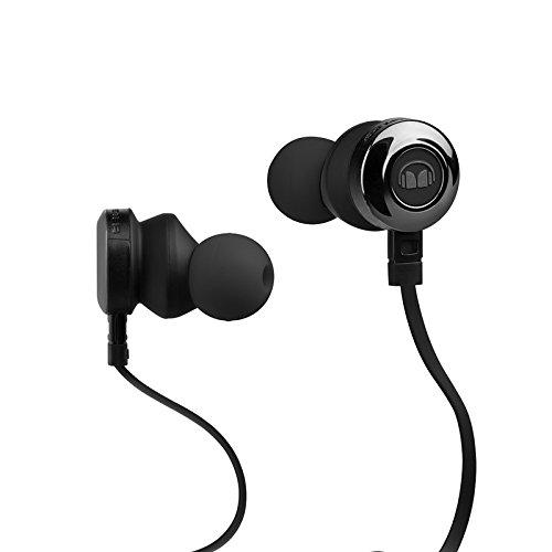 Monster Clarity HD High Definition In-Ear, чёрная
