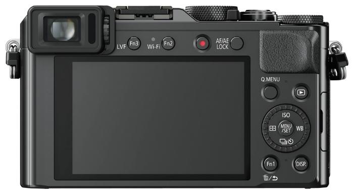 �������� ����������� Panasonic Lumix DMC-LX100, ������ DMC-LX100EEK