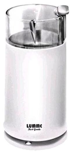 Кофемолка Lumme LU-2601 White LU-2601 белый