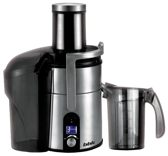 Соковыжималка BBK JC100-H05, сталь/чёрный JC100-H05 нерж.сталь/черный