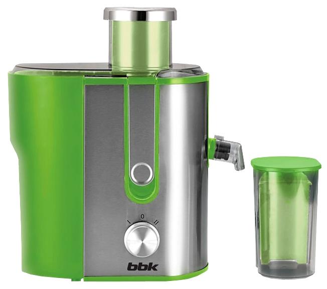 Соковыжималка BBK JC060-H02, зеленый/металлик JC060-H02 зеленый/металлик