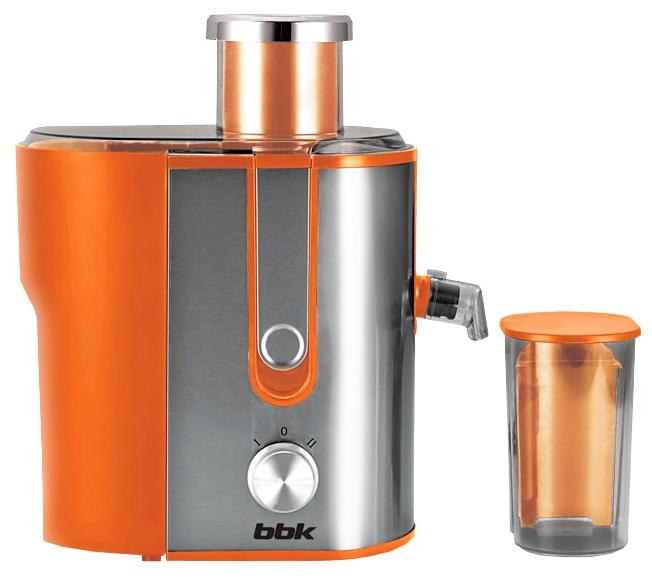Соковыжималка BBK JC060-H02, оранжевый/серебро JC060-H02 оранжевый/серебро