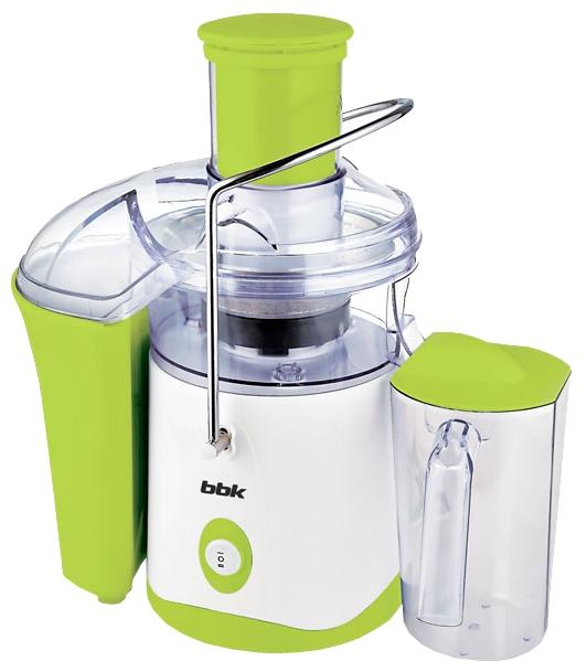 Соковыжималка BBK JC060-H01, белый/светло-зеленый JC060-H01 белый/светло-зеленый