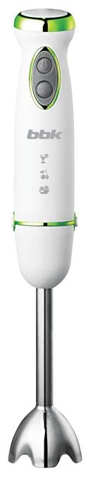 Блендер BBK KBH0506, белый/зеленый KBH0506 белый/зеленый
