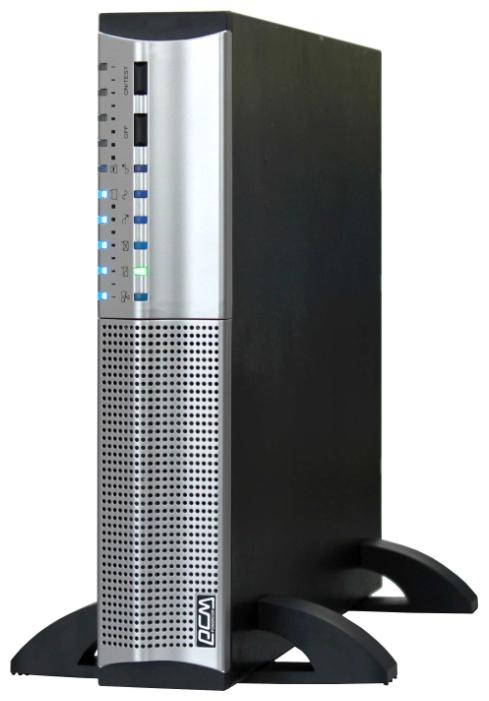 Источник бесперебойного питания Powercom Smart King RT SRT-2000A SRT-200A-8CC-0010R