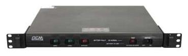 Источник бесперебойного питания Powercom King Pro KIN-600AP-RM KRM-600A-6G0-244P