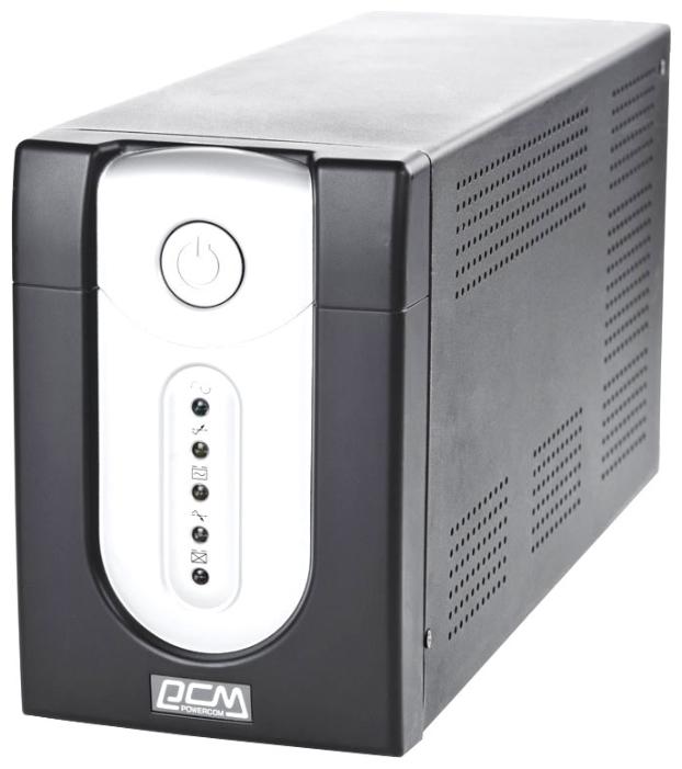Источник бесперебойного питания Powercom Imperial IMP-3000AP IMP-3K0A-6C0-244U