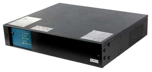 Источник бесперебойного питания Powercom King Pro KIN-3000AP-RM KRM-3000-6G0-244P