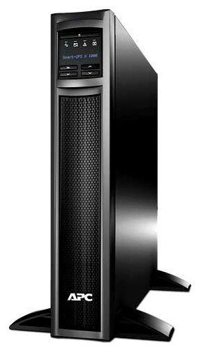 Источник бесперебойного питания APC Smart-UPS X 1000VA Rack/Tower LCD 230V SMX1000I