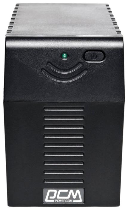 �������� �������������� ������� Powercom RPT-600AP black