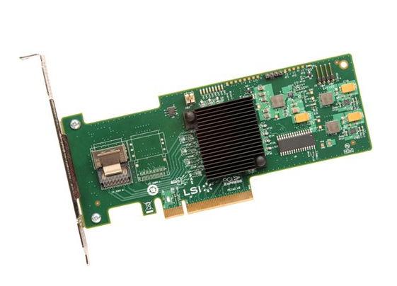 Контроллер LSI-LOGIC LSI Logic MegaRAID SAS 9240-4i (LSI00199)