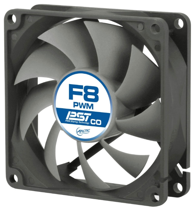 Кулер Arctic-Cooling Arctic F8 PWM (PST) CO AFACO-080PC-GBA01