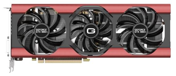 ���������� GeForce Gainward GeForce GTX 980 Ti 1000Mhz PCI-E 3.0 6144Mb 7000Mhz 384 bit DVI HDMI HDCP Phoenix 3484