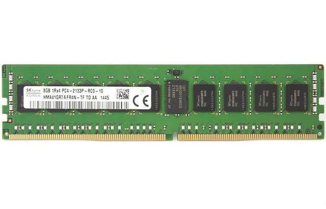 ������ ������ Hynix DDR4 2133 Registered ECC DIMM 8Gb, CL15 (HMA41GR7AFR4N-TFTD)