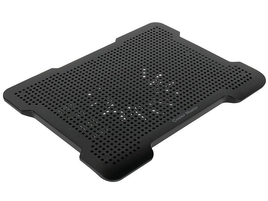 Подставка для ноутбука Cooler-Master NotePal X-Lite II (15.6'', 2x USB) R9-NBC-XL2K-GP