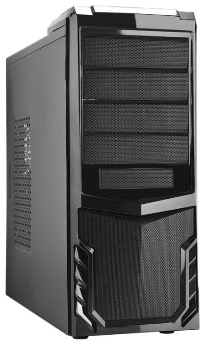 Корпус FORMULA FA-002B 450W Black