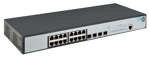 Коммутатор (switch) HP 1920-16G (JG923A)