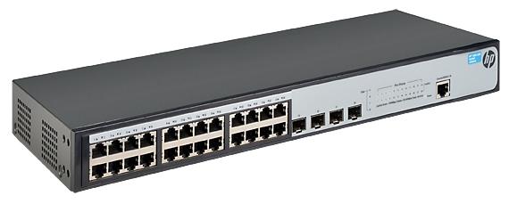 Коммутатор (switch) HP 1920-24G (JG924A)