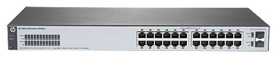 Коммутатор (switch) HP 1820-24G (J9980A)