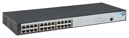 Коммутатор (switch) HP 1620-24G (JG913A)