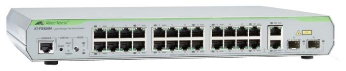 Коммутатор (switch) Allied-Telesis AT-FS926M
