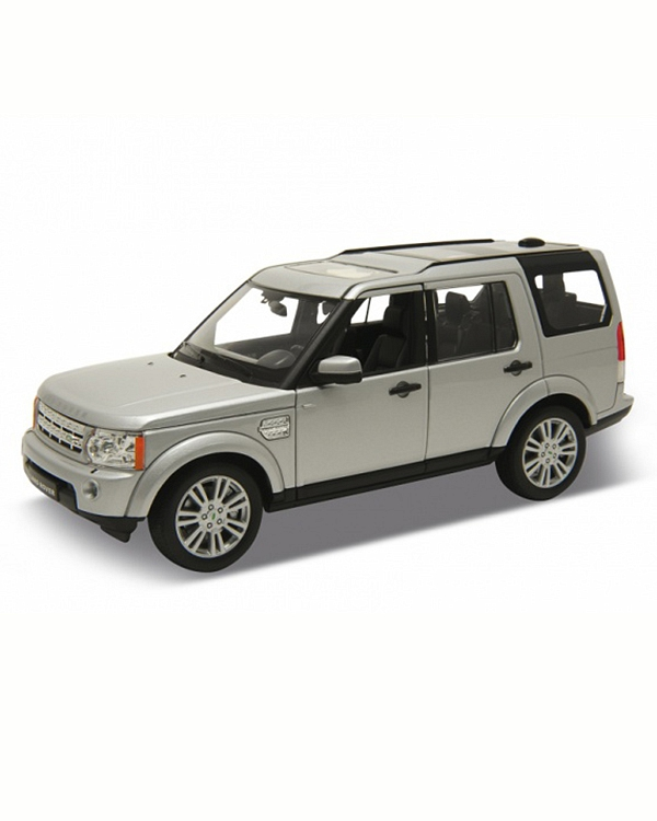Welly ������ ������ 1:24 Land Rover Discovery 4
