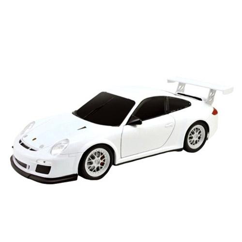 Радиоуправляемая модель Welly Porsche 911 GT3, белая