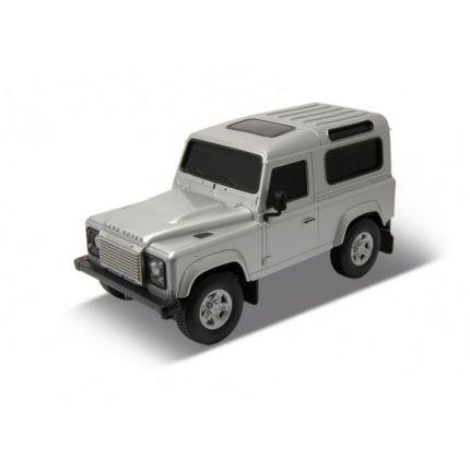 Радиоуправляемая модель Welly 1:24 Land Rover Defender