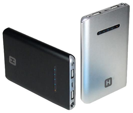 Аксессуар для телефона HARPER PB-6000 (6000 mAh), серебристый PB-6000 SILVER