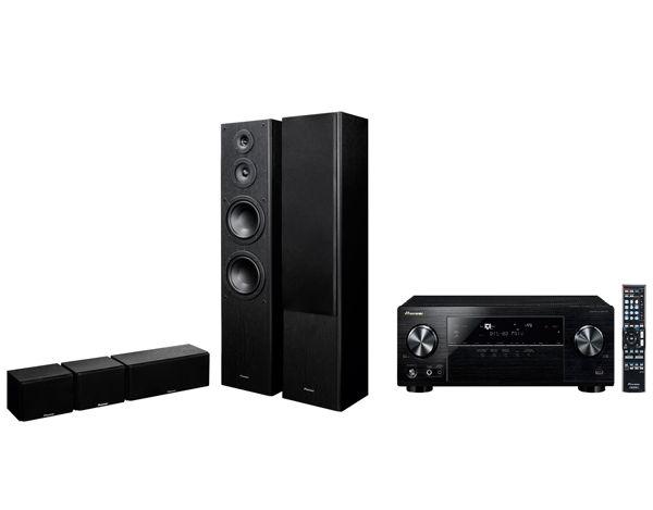 �������� ��������� Pioneer HTB-830-3TB (3D, 4K, 5.0ch, Wi-Fi, Bluetooth)