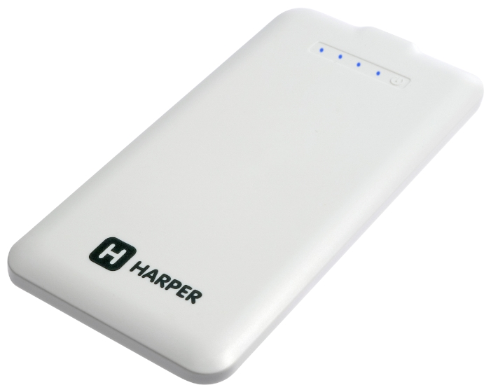Аксессуар для телефона HARPER PB-4008, белый PB-4008 WHITE