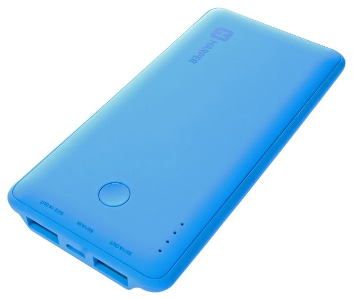 Аксессуар для телефона HARPER PB-6001 (6000 mAh), синий PB-6001 BLUE
