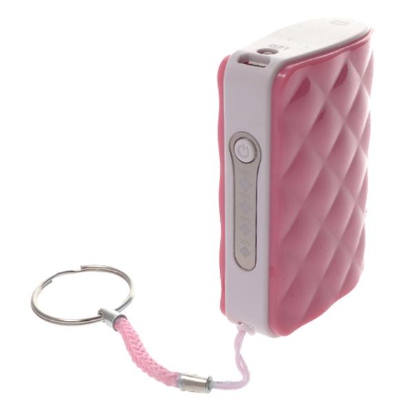 Аксессуар для телефона Внешний аккумулятор Harper PB-4401 4400 mAh, розовый PB-4401 PINK