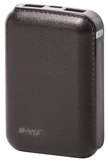 Аксессуар для телефона Hiper SP7500 (7500 mAh), черный SP7500 BLACK