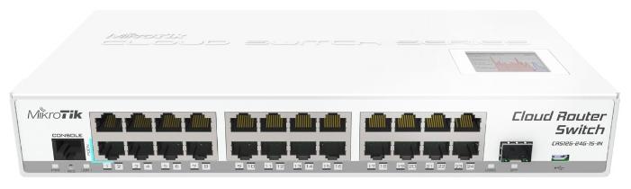 ������ WiFi MikroTik CRS125-24G-1S-IN