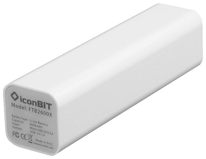Аксессуар для телефона IconBit FTB 2600X FTB2600X
