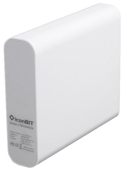 Аксессуар для телефона IconBit FTB10400DX, белый
