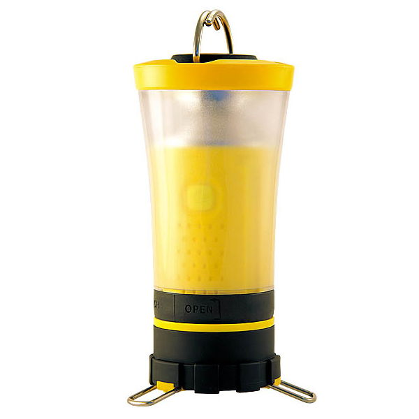 YArkiy-Luch Фонарь Яркий луч X5 SPUTNIK, походный [4606400609797], жёлтый