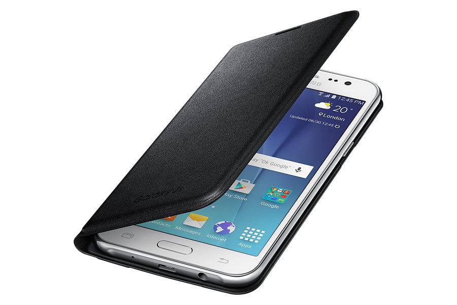 Samsung Galaxy J5 (2016) Flip Wallet ������