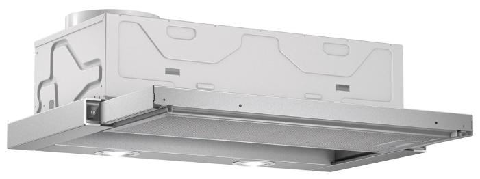 Вытяжка Bosch DFL 064 W 51 IX (встраиваемая) DFL064W51